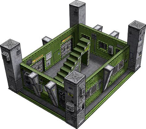 interior design layout kit bunker deluxe kit paper model dave s games