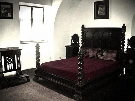 gothic bed frame gothic bedroom bed room pinterest