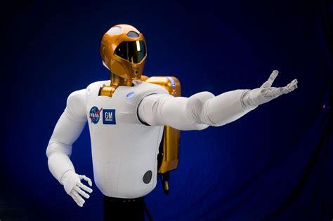 the international research robot hammacher schlemmer nasa robonaut