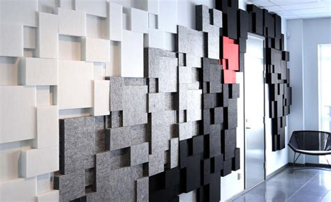 Decorative Wall Sound Panels - niv 197 sound absorbing wall and ceiling panels akustikmilj 246
