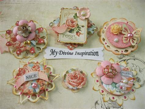 Handmade Embellishments For Scrapbooking - 1000 ideas about scrapbook embellishments on