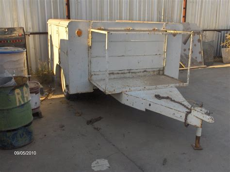 The Bed Trailer by Utility Truck Bed Trailer Fresno 93705 1500 Rv