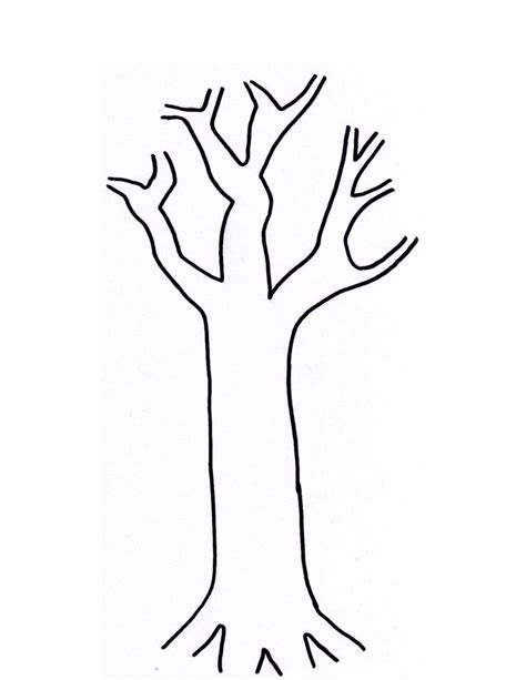 empty tree trunk templates clipart best clipart best