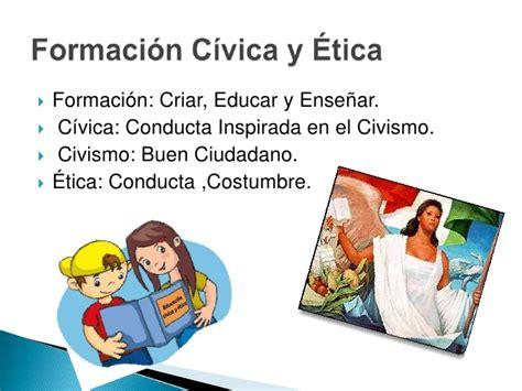 educacin civicamoral y poltica 1 secundaria exposicion civica