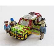 Lego Jurassic Park  THE LEGO CAR BLOG