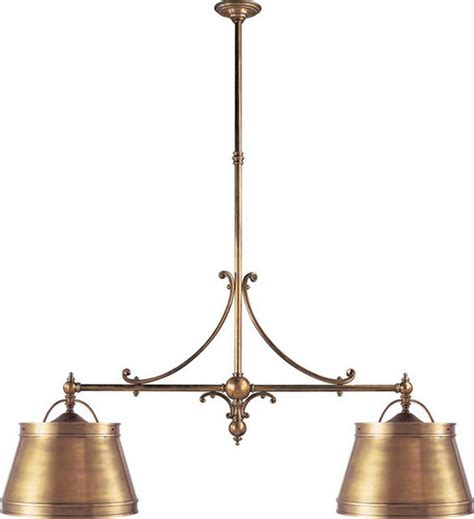 Shop Pendant Lights Sloane Shop Light With Metal Shades Traditional Pendant Lighting Other Metro
