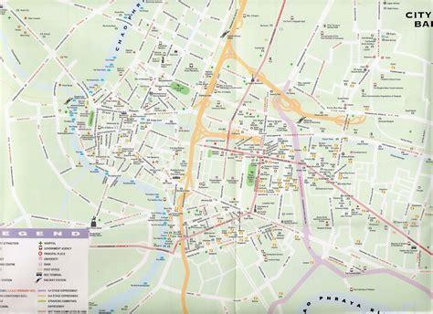 bangkok map large bangkok maps for free and print high resolution and detailed maps