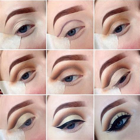 eyeshadow tutorial round eyes the 25 best ideas about cut crease makeup on pinterest