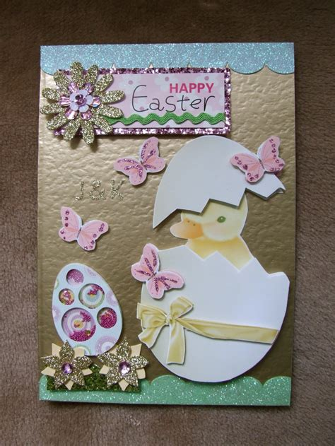 Easter Handmade Cards - 37 best images about easter cards on paper