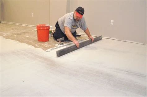 Uneven Wood Floor Solutions by How To Install A Tile Floor Complete Guide One Project Closer
