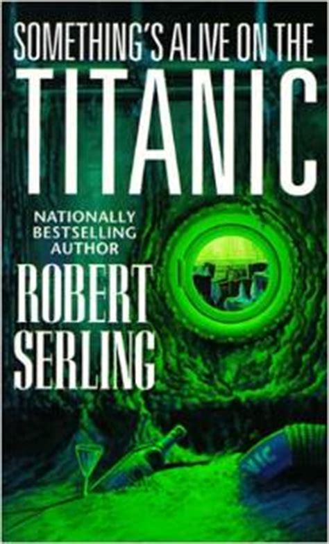 s alive books something s alive on the titanic book review