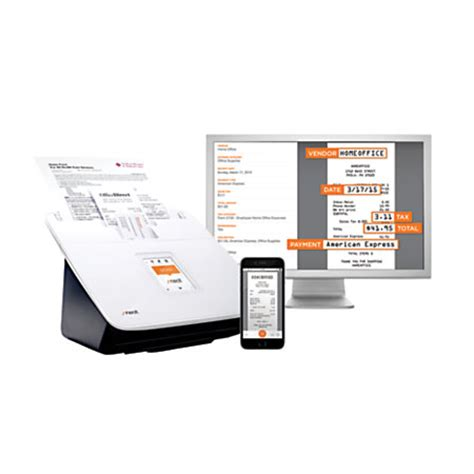 neatconnect wireless color document scanner premium bundle with neat premium service 12005151 by