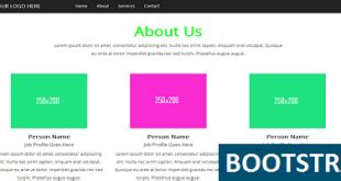 bootstrap templates for beginners specialty pages archives page 4 of 4 website templates