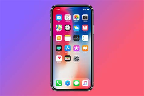 iphone notch iphone x this is the effect of iphone x without notch macrumors forums