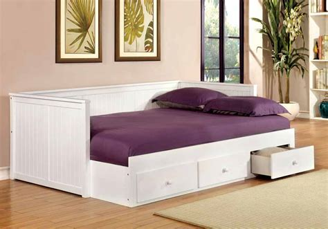 cottage style daybeds woldford cottage style functional size daybed day bed