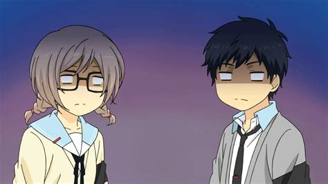 anime relife relife 02 anime evo
