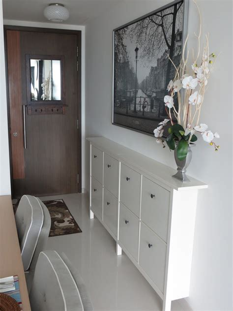 Ikea Hemnes Cabinet White by Hemnes Shoe Cabinet With 2 Compartments Review Cabinets