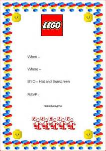 lego invitations template 25 best ideas about lego invitations on lego lego birthday invitations and