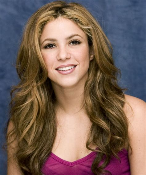 Shakira Hairstyles by Shakira Hairstyle 2012