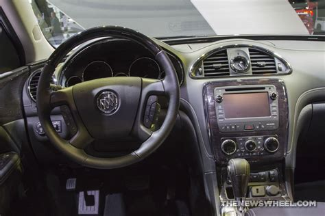 Buick Interior by 2017 Buick Enclave Interior The News Wheel