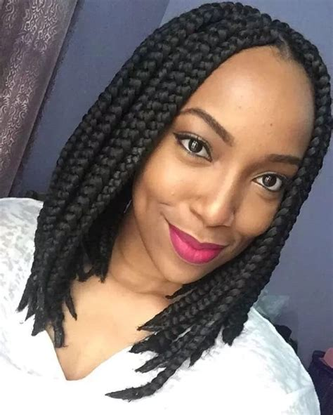 braiding styles that do not require a lot of preparation time top short bob braids hairstyles for 2018 naija ng