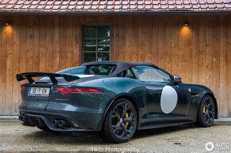 F Type Project 7 by Jaguar F Type Project 7 5 June 2016 Autogespot