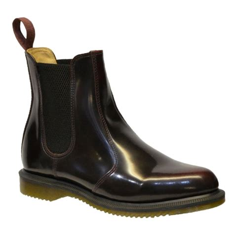 dr martens dr martens flora cherry c6 14650601 womens chelsea boots dr martens from