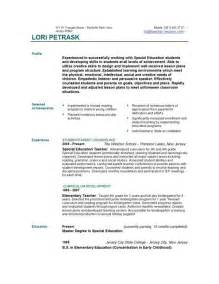 Resume Format For Teachers Doc File Doc 600776 Resume Template Resume Templates Word