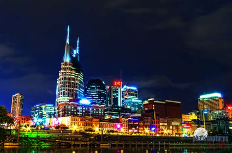 the lights of nashville tn photo captures by jeffery october nighttime and evening