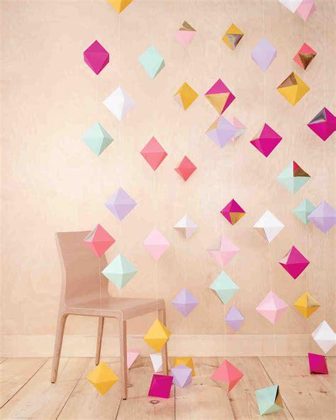 diy decorations origami 10 diy origami ideas for your wedding martha stewart weddings