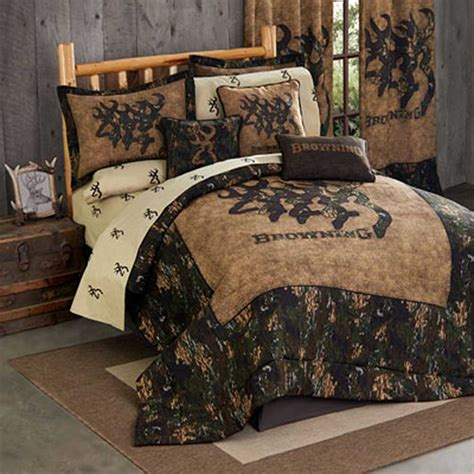Warehouse Bedding Sets 3d Buckmark Comforter Set King Size Lodge Bedding Cabin Themed Bedding Blanket Warehouse