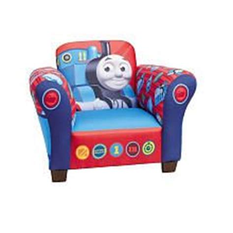 thomas the tank armchair thomas the tank engine and friends upholstered chair