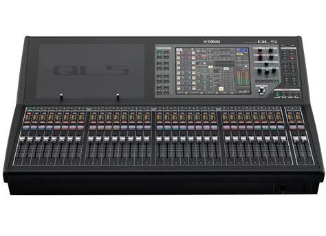 Mixer Yamaha Ql yamaha ql5 rent all