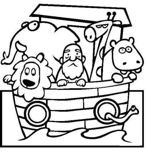 children s coloring pages noah s ark free coloring pages of noah s ark rainbow