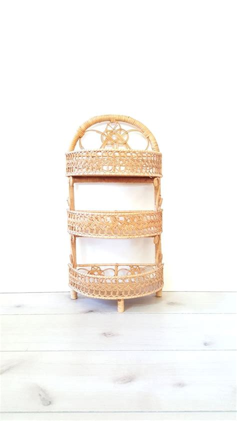 3 Tier Wall Shelf Etsy 17 Best Images About Bohemian Global Chic On