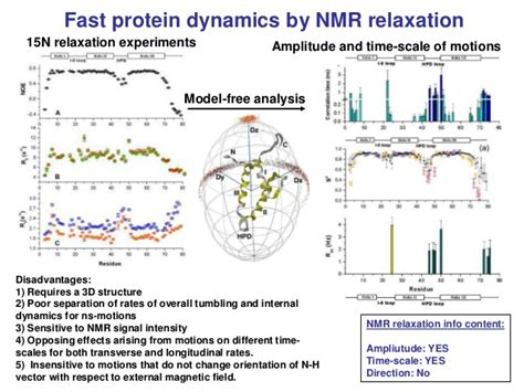 protein nmr nmr random coil index protein dynamics