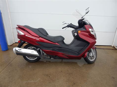 Used Suzuki Burgman 400 2008 Suzuki Burgman 400 For Sale Concord Nh 593623