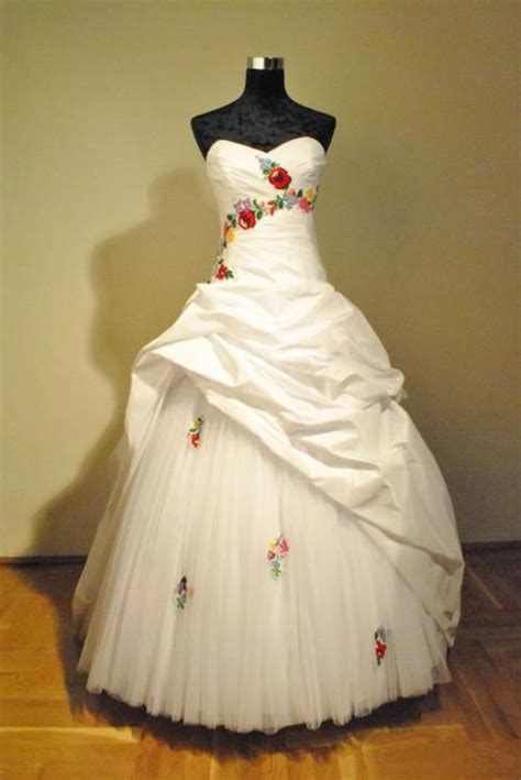 Brautkleider Ungarn by Hungarian Matyo Wedding Dress Hungary