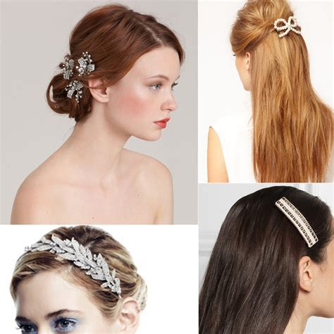 Bridal Wedding Hair Accessories   POPSUGAR Fashion Australia