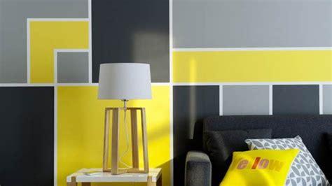 Mur Peinture Graphique by 3 Id 233 Es Pour Un Mur Graphique Avec De La Peinture