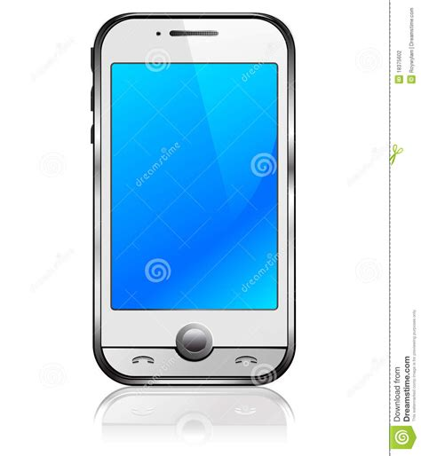 smart mobile phone cell smart mobile phone stock photography image 18375602