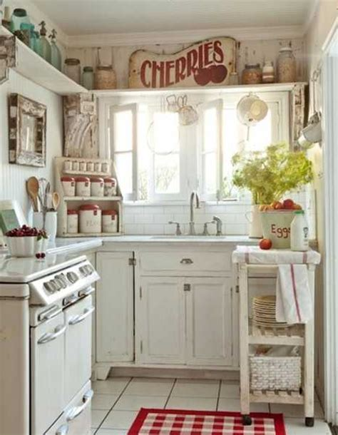 Decorating Ideas For Retro Kitchen 26 Modern Kitchen Decor Ideas In Vintage Style