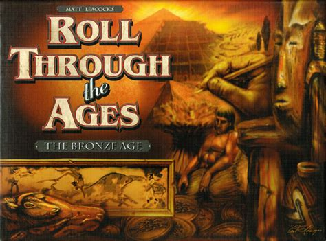 The Age Review by Roll Through The Ages The Bronze Age Review Board