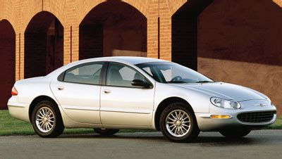01 Chrysler Concorde by 2001 Chrysler Concorde Review