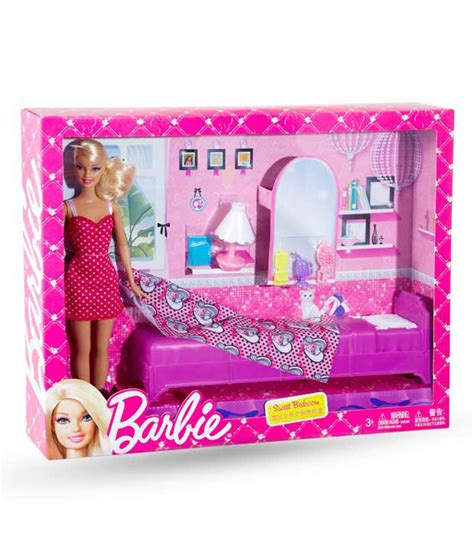 barbie doll bedroom barbie sweet bedroom doll buy dolls dolls houses online