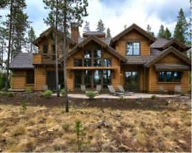 luxury mountain craftsman house plan 9069