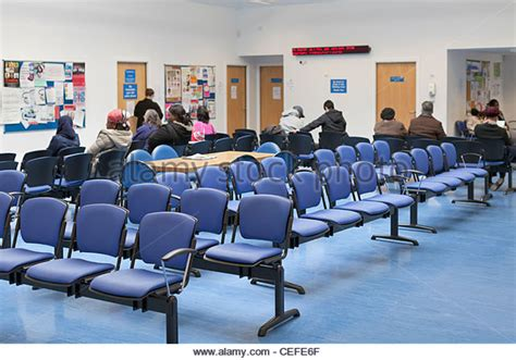 Picture Of A Waiting Room