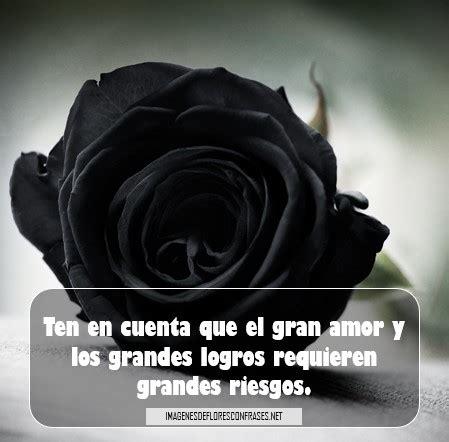 imagenes negras con frases im 225 genes de rosas negras con frases de duelo pesar
