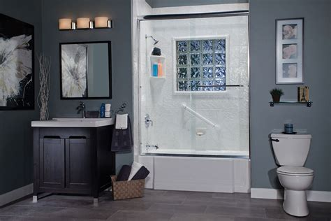 how to add a shower to a bathtub bathroom remodeling shower liners bath liners bci acrylic