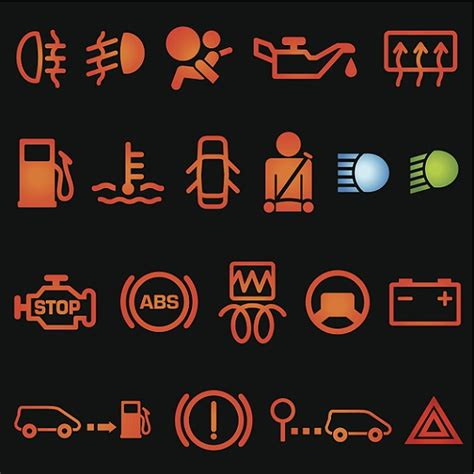 Warning Lights On A Car by Car Warning Lights West Coast Transmission